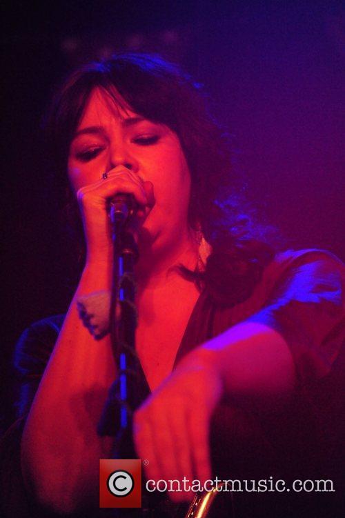 Gemma Quarterman of Evil Ailien Bands and artists...