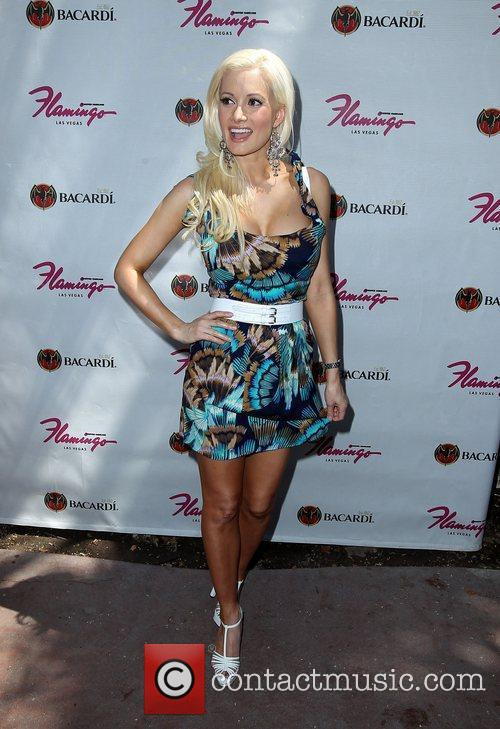 Holly Madison Holly Madison hosts Flamingo Go Pool...