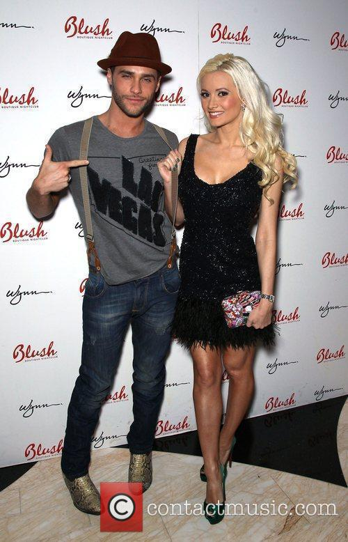Josh Strickland and Holly Madison Holly Madison hosts...