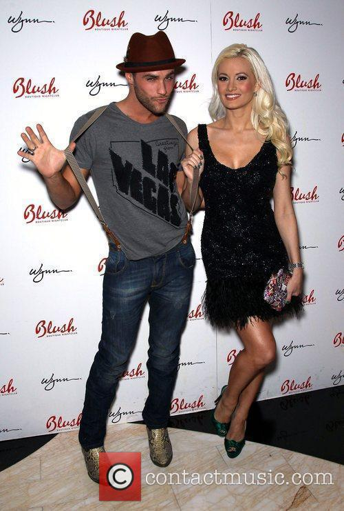 Holly Madison hosts Blush Boutique Nightclub's 4th Anniversary...
