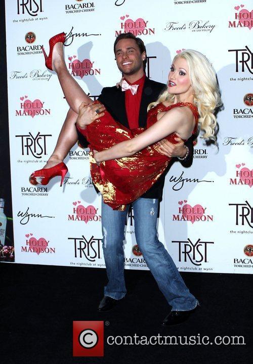 Josh Strickland, Holly Madison and Las Vegas 8