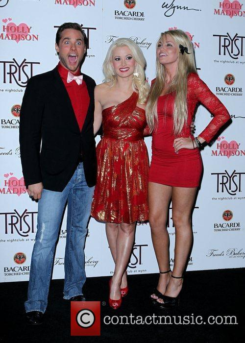 Josh Strickland, Angel Porrino, Holly Madison and Las Vegas 4
