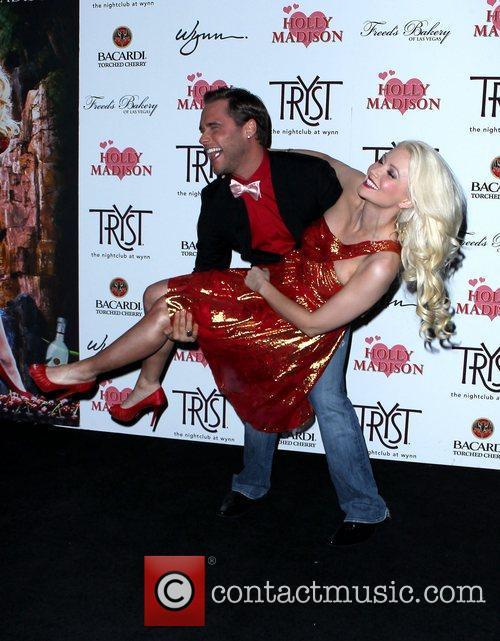 Josh Strickland, Holly Madison and Las Vegas 1