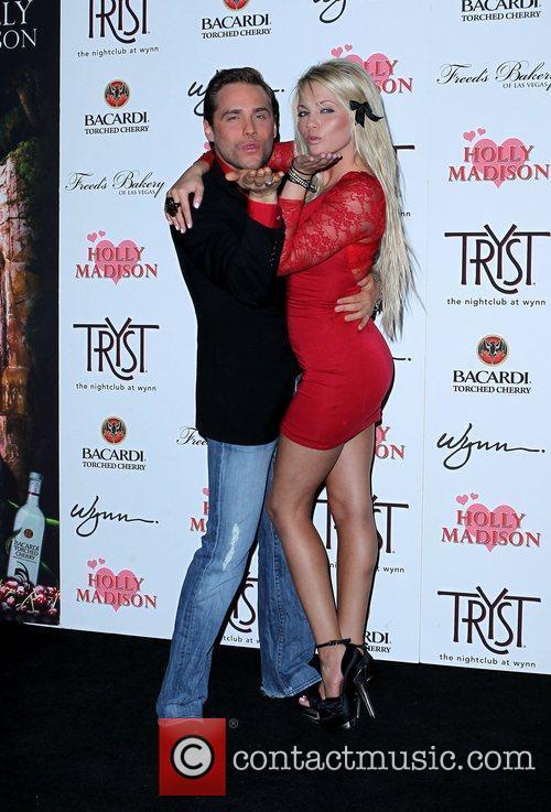 Josh Strickland, Holly Madison and Las Vegas 7