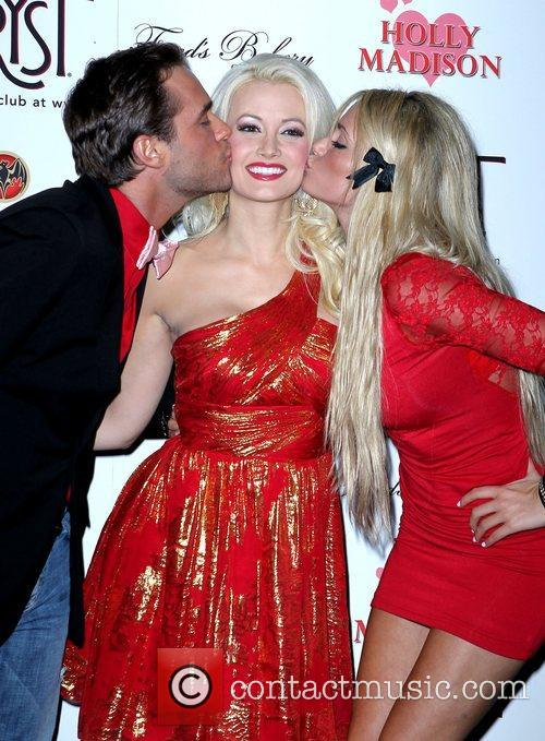 Josh Strickland, Angel Porrino, Holly Madison and Las Vegas 3