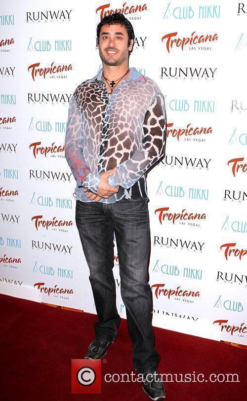 Jonny Rock Page Runway Magazine celebrates the release...