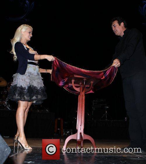Holly Madison and Rick Thomas Nevada Wild Fest...