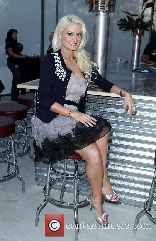 Holly Madison hosts the Nevada Wild Fest presented...