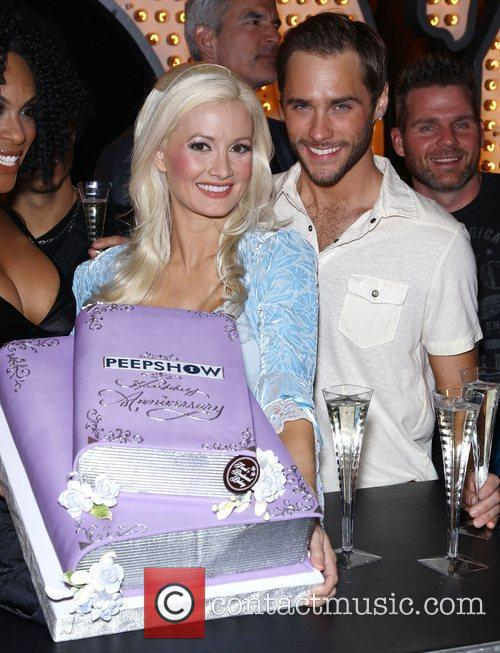Holly Madison and Josh Strickland 10