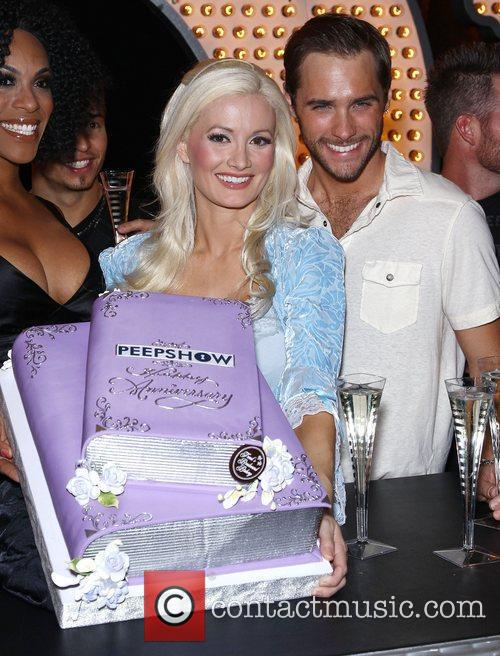Holly Madison and Josh Strickland 8