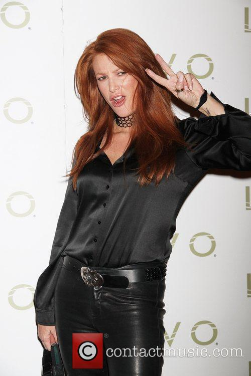Angie Everhart, Holly Madison and Las Vegas 5