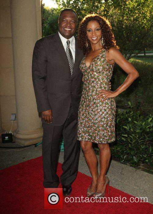 Holly Robinson Peete and Rodney Peete 3