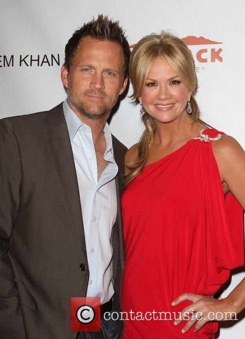 Nancy O'Dell and husband Keith Zubchevich 13th Annual...