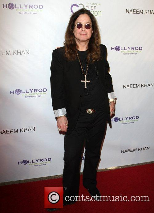 Ozzy Osbourne and Lisa Rinna 1