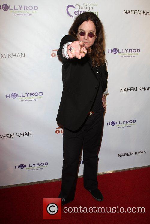 Ozzy Osbourne and Lisa Rinna 2