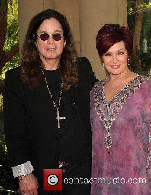 Ozzy Osbourne and Sharon Osbourne 21