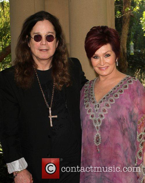Ozzy Osbourne and Sharon Osbourne 23