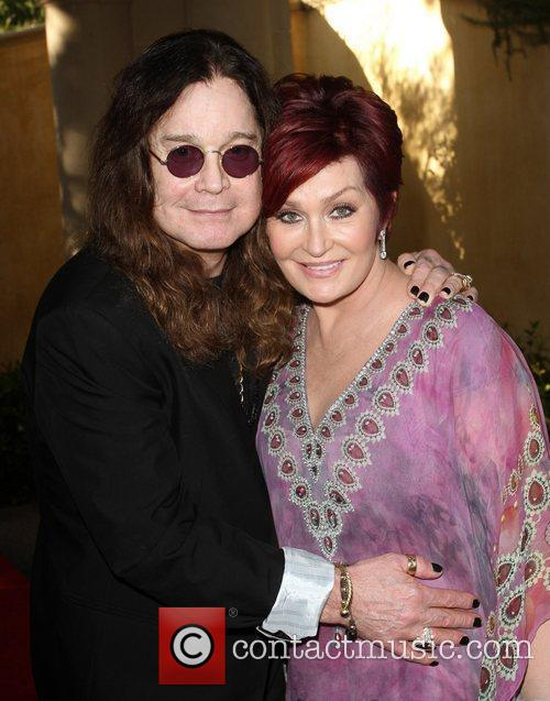 Ozzy Osbourne and Sharon Osbourne 14