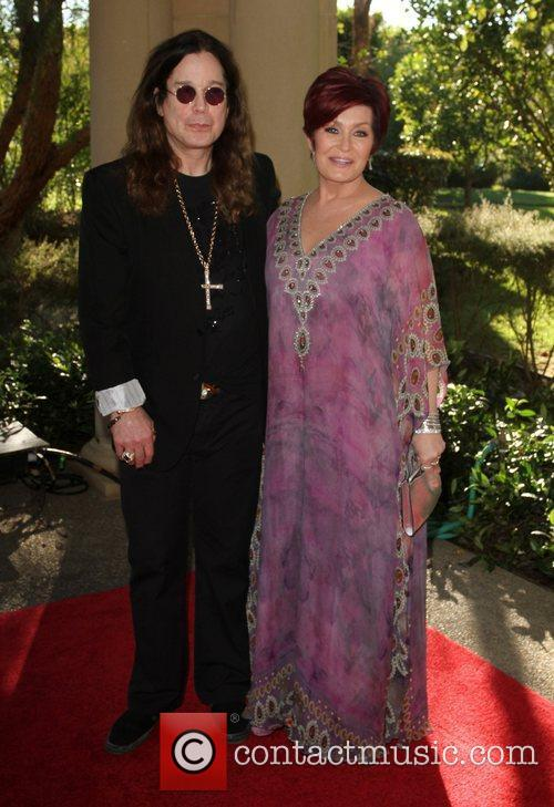 Ozzy Osbourne and Sharon Osbourne 20