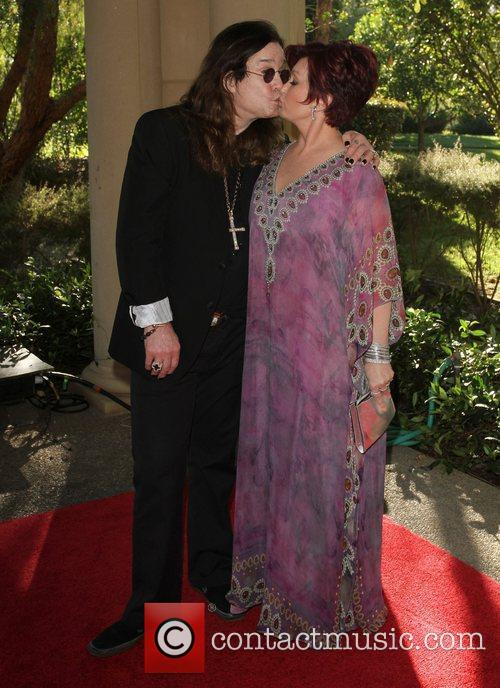 Ozzy Osbourne and Sharon Osbourne 28