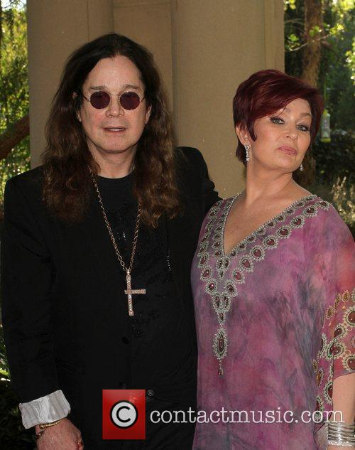 Ozzy Osbourne and Sharon Osbourne 18