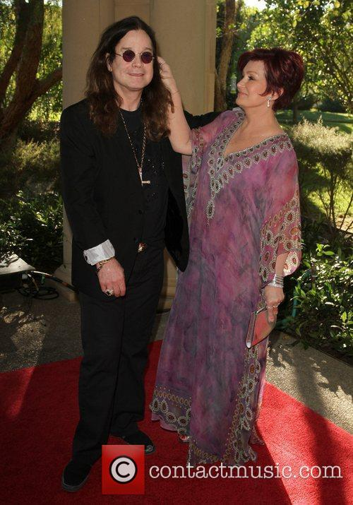 Ozzy Osbourne and Sharon Osbourne 9