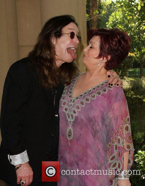 Ozzy Osbourne and Sharon Osbourne 26