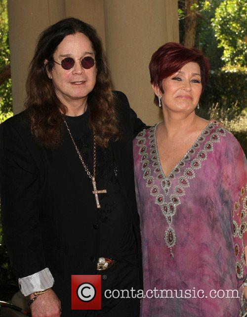 Ozzy Osbourne and Sharon Osbourne 19