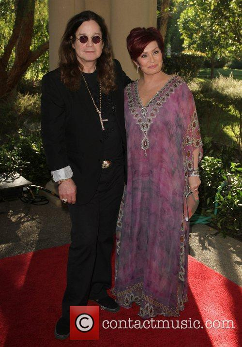 Ozzy Osbourne and Sharon Osbourne 15