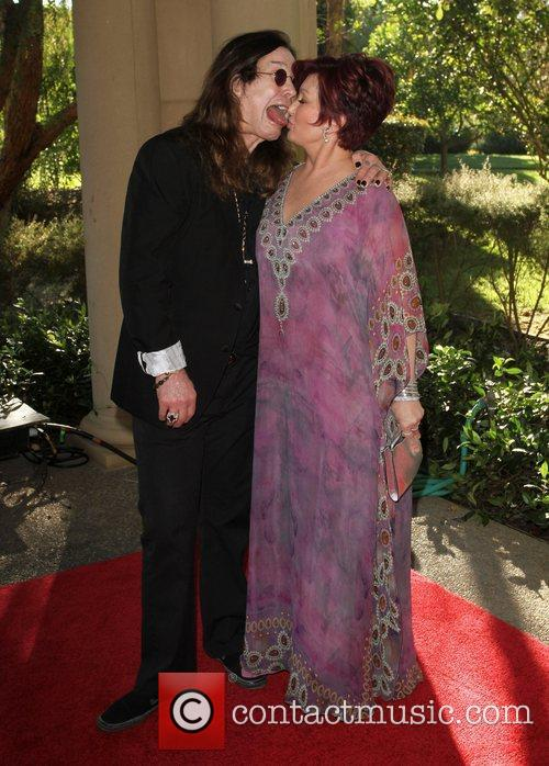Ozzy Osbourne and Sharon Osbourne 17