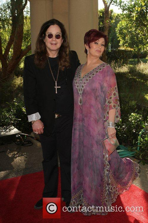 Ozzy Osbourne and Sharon Osbourne 24