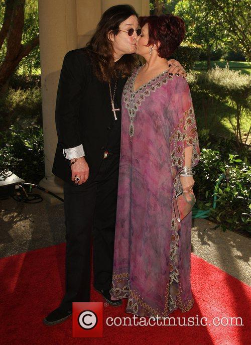 Ozzy Osbourne and Sharon Osbourne 27