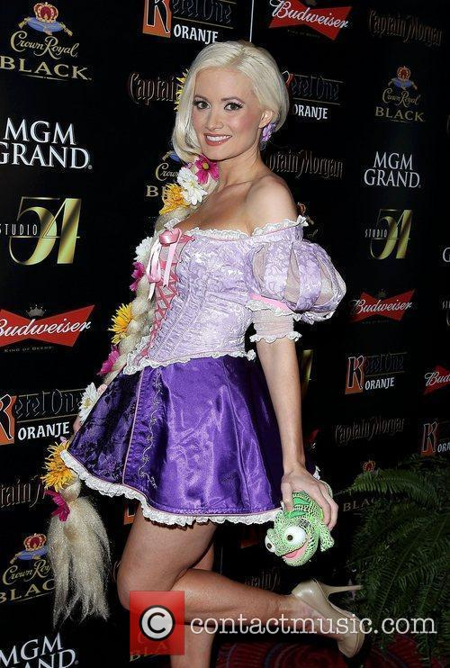 Holly Madison  The 3rd Annual Hollyween at...