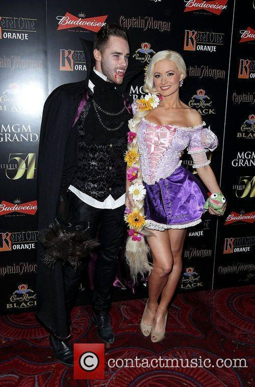 Josh Strickland and Holly Madison  The 3rd...