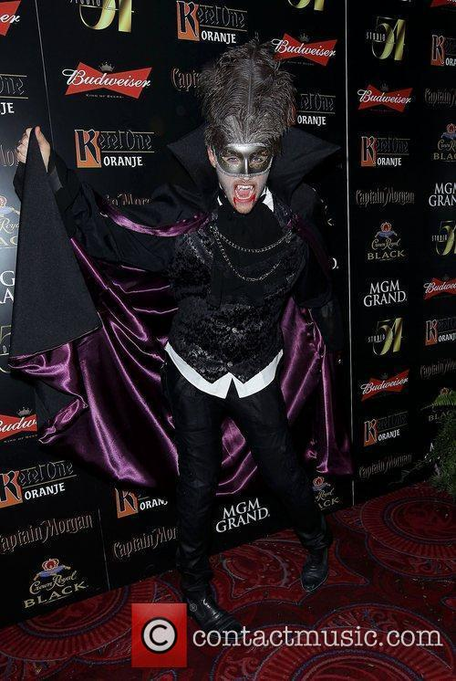Josh Strickland  The 3rd Annual Hollyween at...