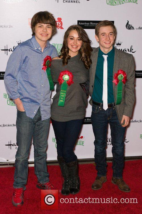 Brendan Meyer, Matreya Fedor, and Gig Morton The...
