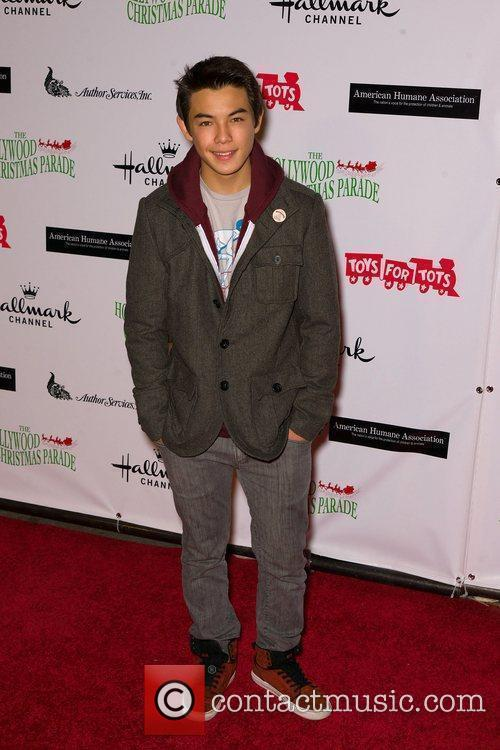Ryan Potter The 80th Anniversary of The Hollywood...