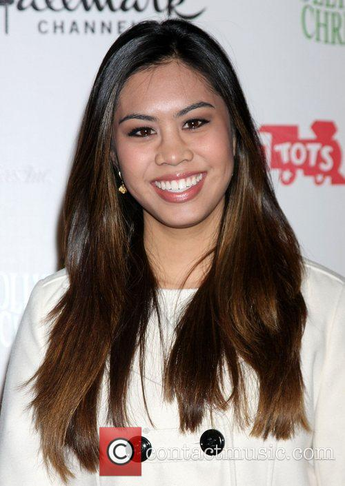 Ashley Argota The 80th Anniversary of The Hollywood...