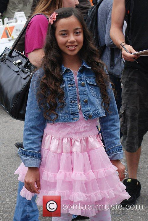 Gabriella Holland Celebrities spend the day shopping at...