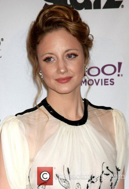 Andrea Riseborough and Beverly Hilton Hotel 2