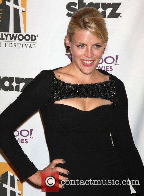 Busy Philipps and Beverly Hilton Hotel 2