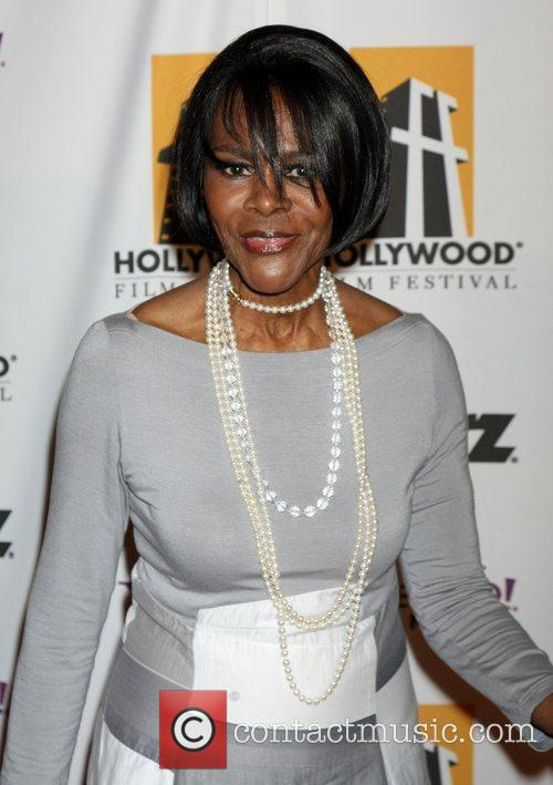 Cicely Tyson and Beverly Hilton Hotel 1