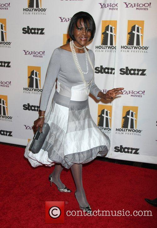 Cicely Tyson and Beverly Hilton Hotel 2