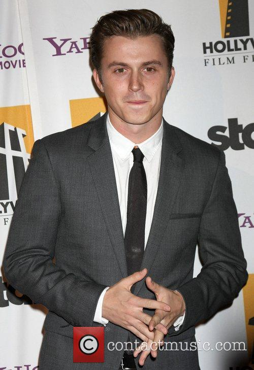 Kenny Wormald and Beverly Hilton Hotel