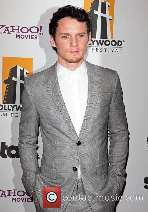 Anton Yelchin and Beverly Hilton Hotel 5