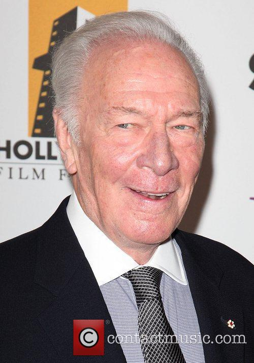 Christopher Plummer and Beverly Hilton Hotel 3