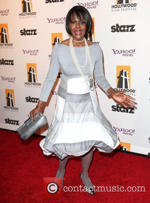 Cicely Tyson and Beverly Hilton Hotel 3