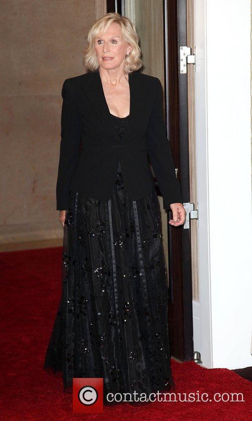 Glenn Close and Beverly Hilton Hotel 4