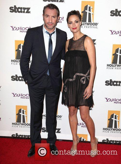 Berenice Bejo and Beverly Hilton Hotel 1