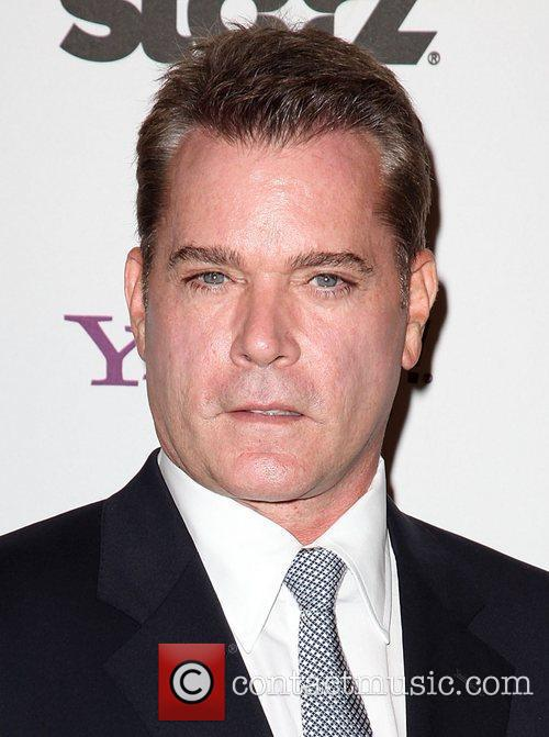 Ray Liotta and Beverly Hilton Hotel 1